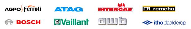 CV-ketel merken