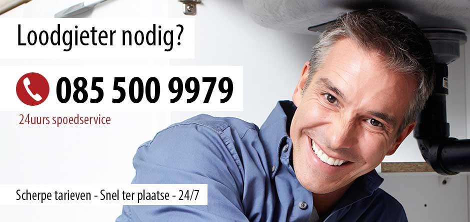 Loodgieter Den Bosch