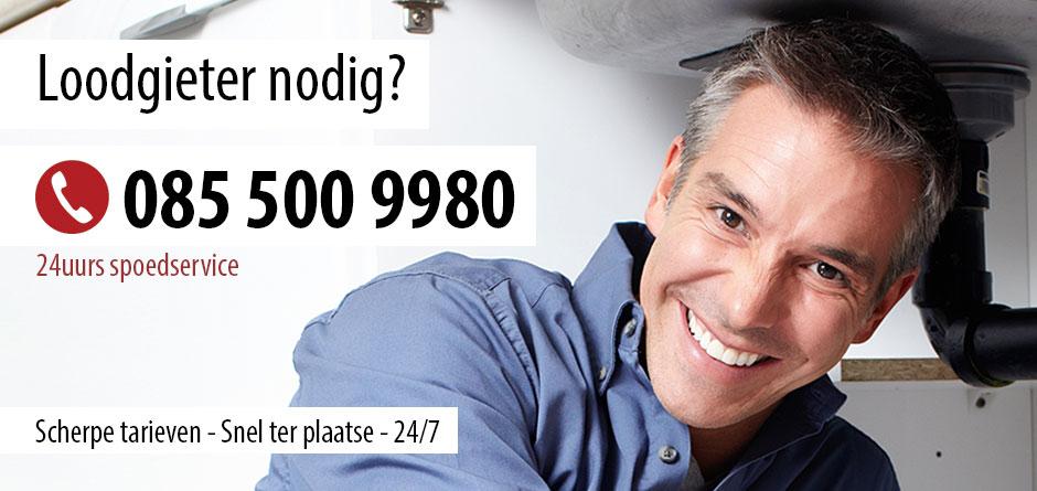 Loodgieter Noord-Holland