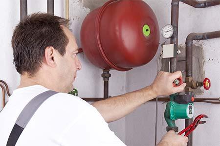 CV-ketel installatie service