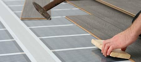 elektrische vloerverwarmingsmatten