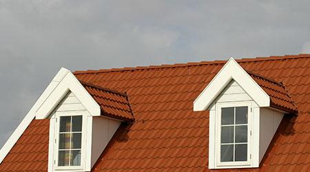 dakdekker voor hellend dak