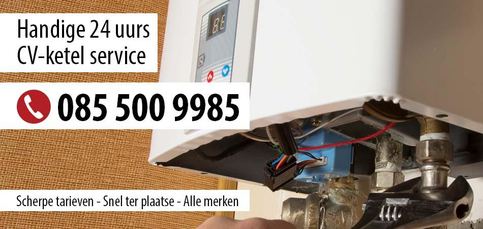 CV ketel Utrecht