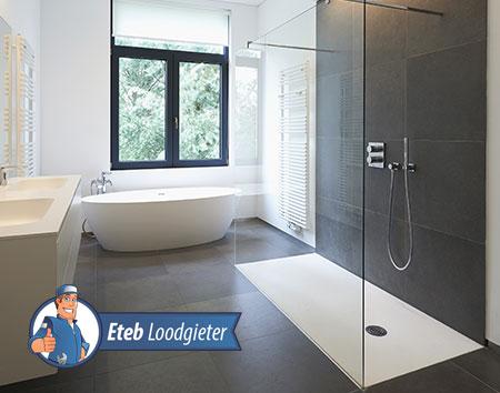 Inloopdouche plaatsen? Wij zijn uw badkamer expert!