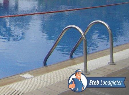 Lekkage zwembad