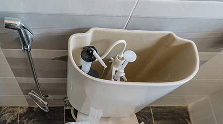 loodgieter toilet