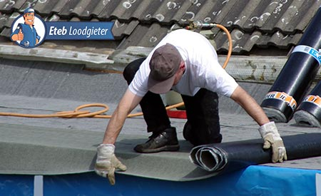 pvc dakbedekking aanbrengen