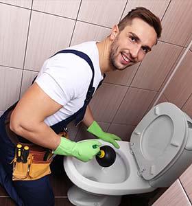 toilet verstopping Haarlem