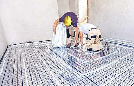 Vloerverwarming aanleggen? Wat kost het? Handige tips en info!