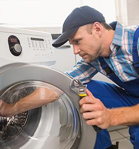 Wasmachine aansluiten Almere